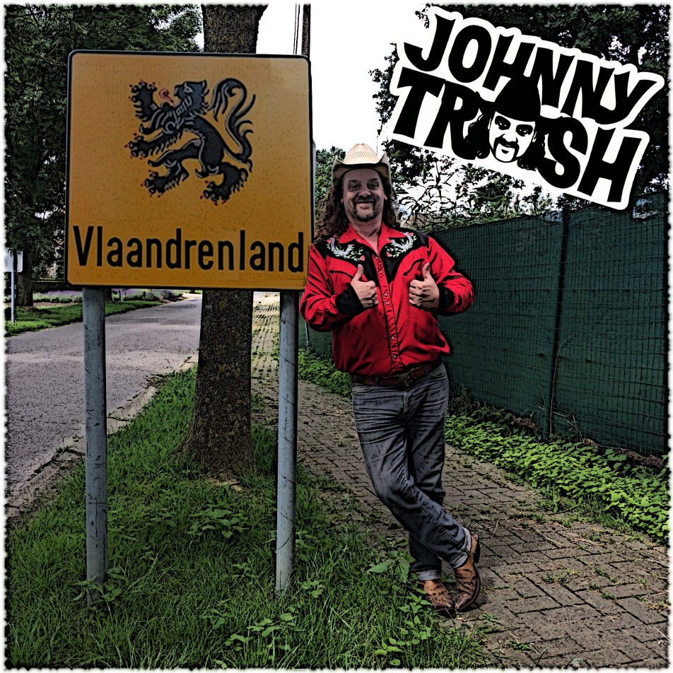 "<p><strong>THE LEGENDARY JOHNNY TRASH</strong>e-Single ""Vlaand'renland""<br> Mottow Soundz - Mowcat No. 1522<a>2016</a></p>"