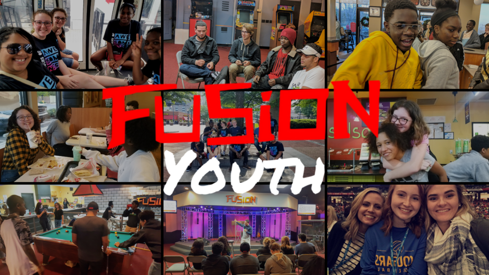 6TH -12TH GRADES - Wednesdays at 7:30 P.M.
