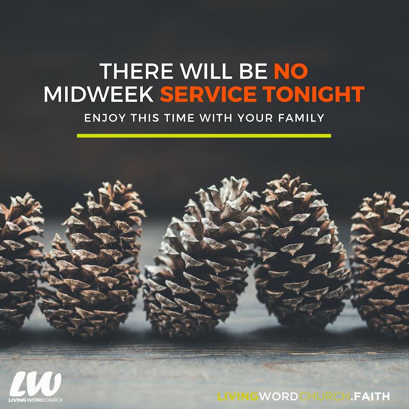 foto de No Midweek Service — Living Word Church