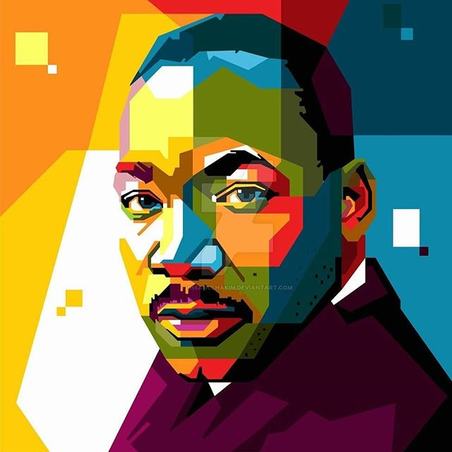 """The time is always right to do what is right."" -MLK 📷: Pinterest"