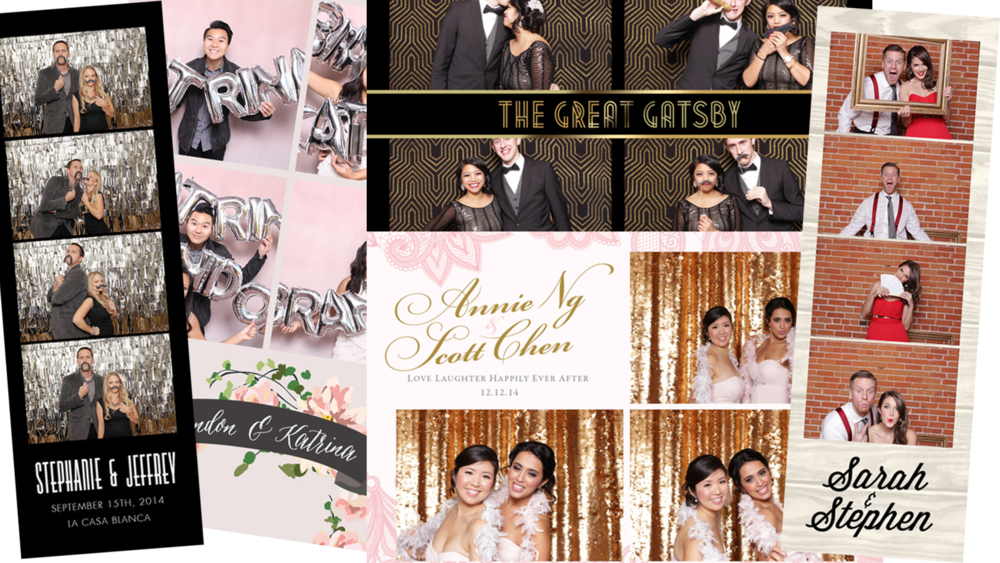 Postcard or Strip Designs - We bring it with two different print size options