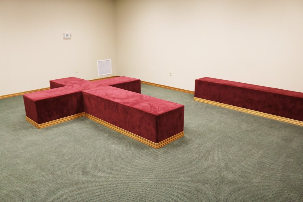PSM Prayer Room