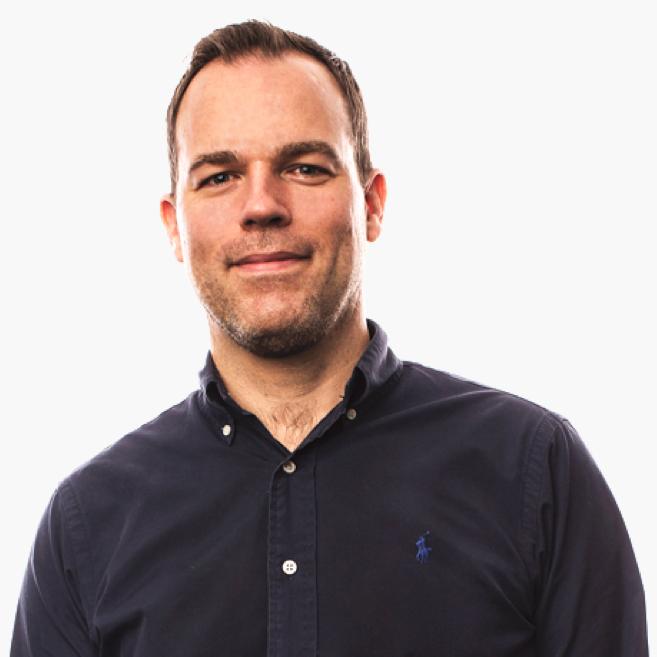 Stephen Smyth CEO, Flow