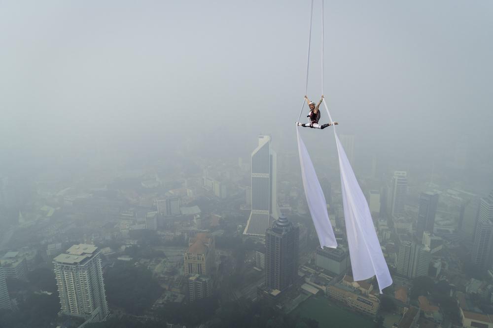 Aerial Silks BASE KL