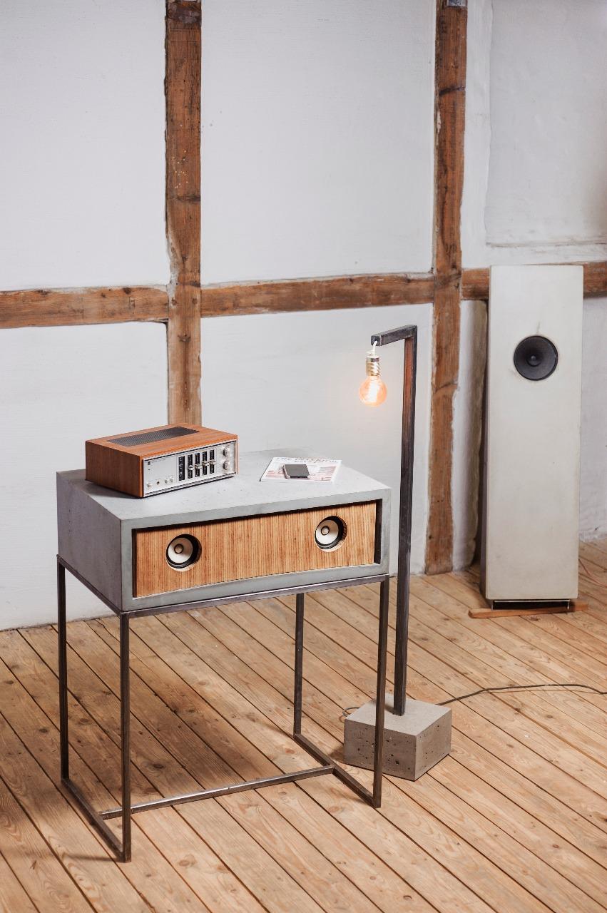 Soundkonsole