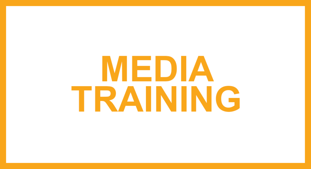 Media Training No Frog