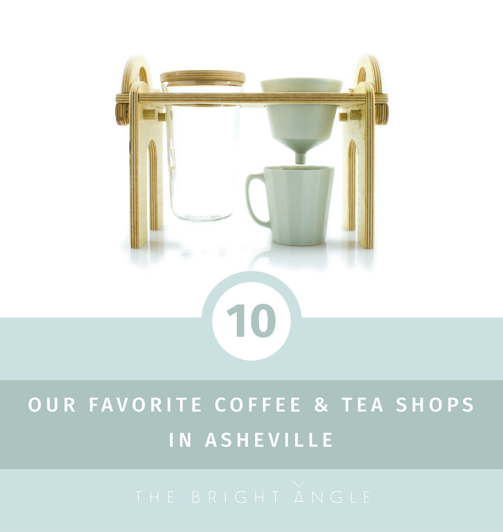 10 Best Coffee & Tea Shops in Asheville