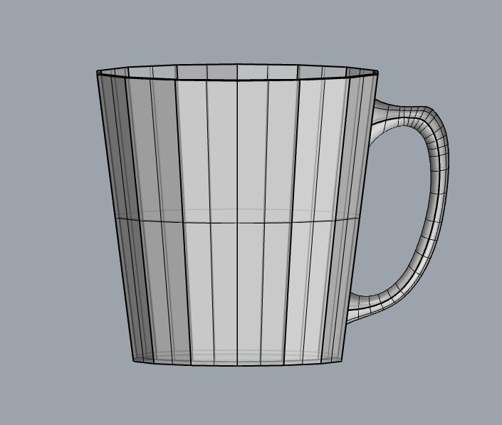 Monday Mug Design