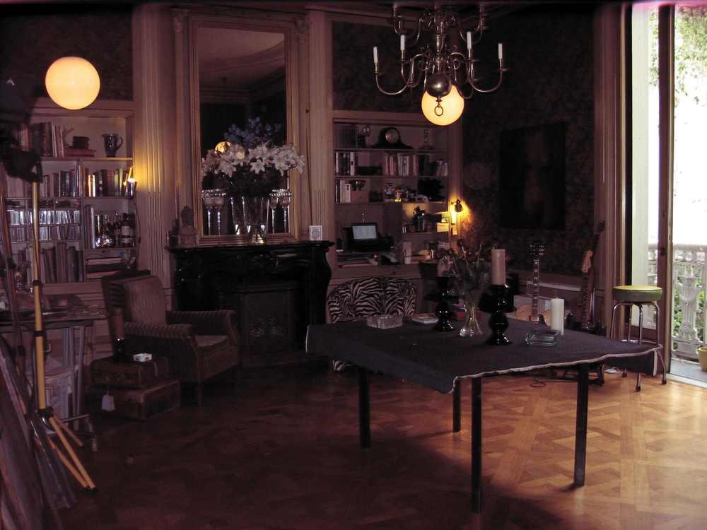 My studio from 2008-2010 on Amsterdam's Singel.