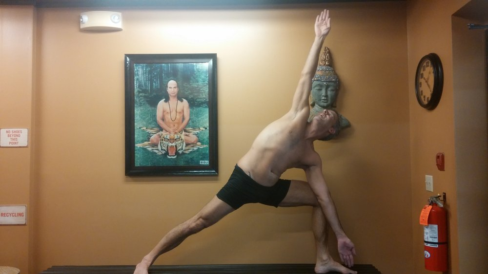 Will Bikram Teacher