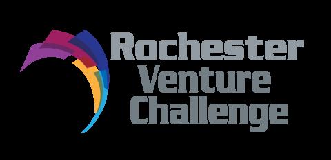 Rochester Venture Challenge logo.