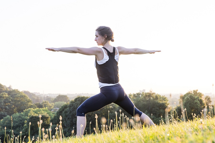 Comfortable  Stretch your limits with a cooling vest that will follow!