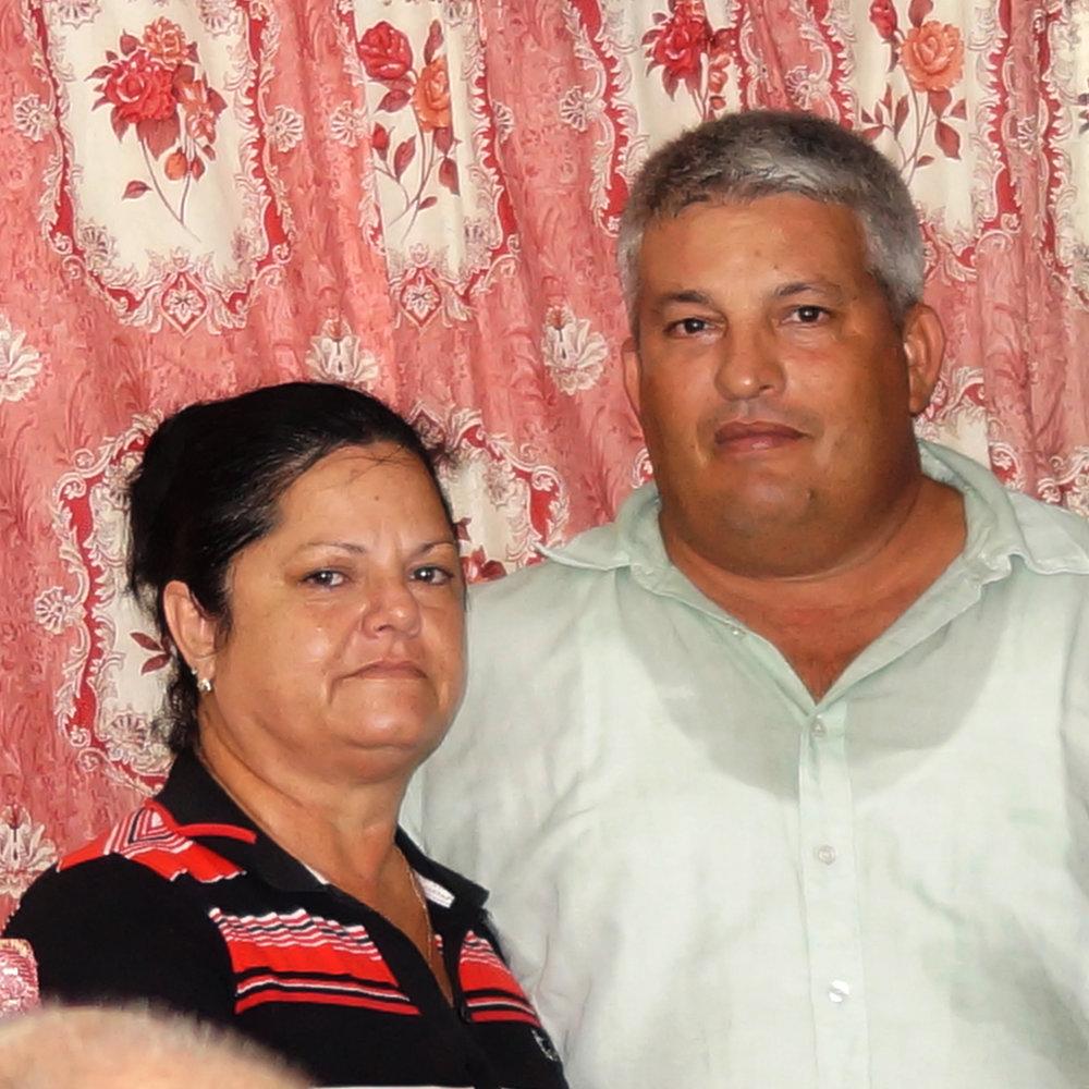 Pastor Ramon & Lisandra - La Rosita, Cuba