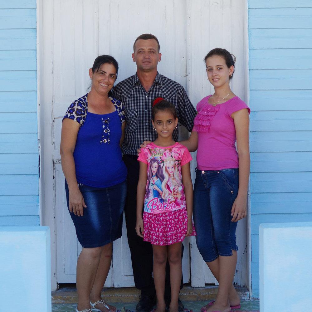 Pastor Darvis & Marienela - Encrucijada, Cuba