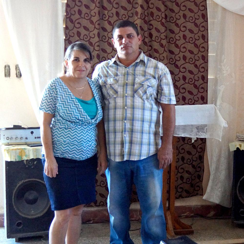 Pastor Vladamir & Yamilet - El Purio, Cuba