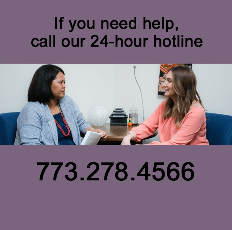 24-hour Hotline: 773.278.4566
