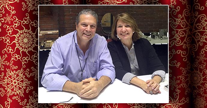 Bob and Karen Underhill