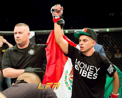 Richie Palencia - Richie Palencia is an undefeated Mixed Martial Artist fighting in the Flyweight Division. Richie is undefeated currently riding a 6 fight win streak. He trains at Arizona Combat Sports and the MMA Lab in Arizona.🔗Facebook | Instagram