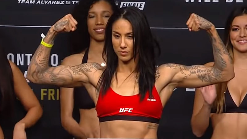 Christina Marks - Christina Marks is an American Mixed Martial Artist fighting in the Invicta Fighting Championships Bantamweight (135lb) division. Christina was featured on the UFC hit reality TV show The Ultimate Fighter.🔗Facebook | Instagram