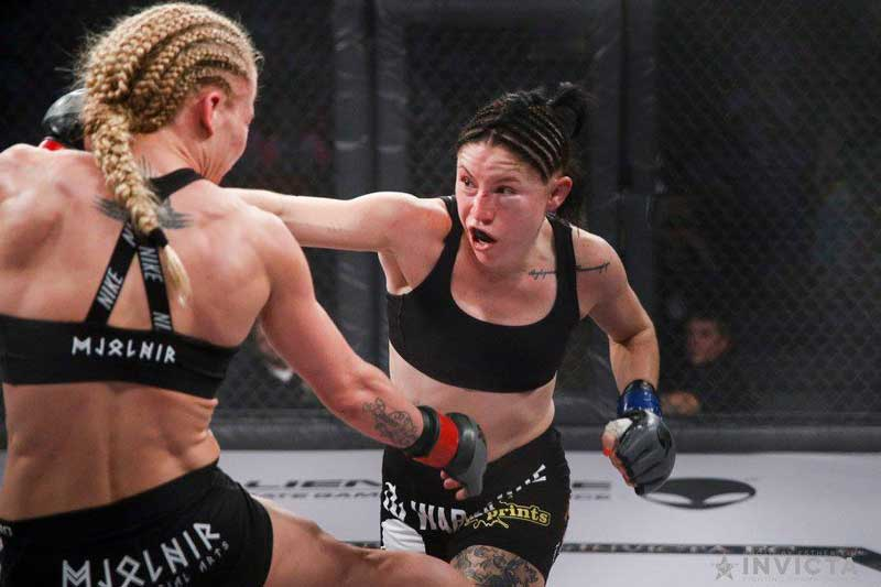 Mallory Martin - Mallory Martin is a professional Mixed Martial Artist originally from Colorado, now training full time in Phuket, Thailand at Tiger Muay Thai. Mallory is currently fighting for the all female fight promotion Invicta Fighting Championships.🔗Facebook   Instagram   Twitter