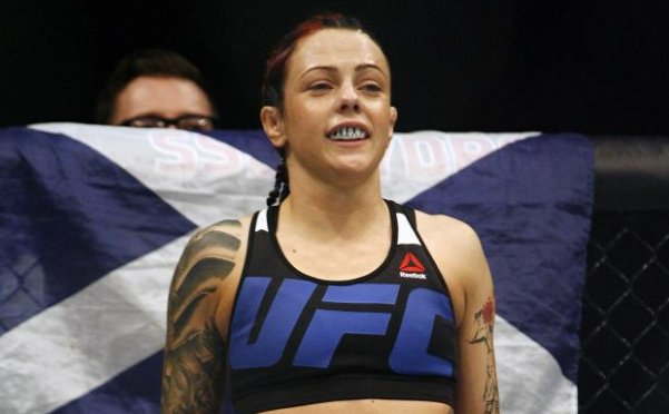 "Joanne Calderwood - Joanne ""JoJo"" Calderwood is a Scottish mixed martial artist fighting in the Ultimate Fighting Championship (UFC) Flyweight Division. Currently ranked in the top 15, she trains full time in Las Vegas at Syndicate MMA under Head MMA Coach John Wood.🔗Facebook 