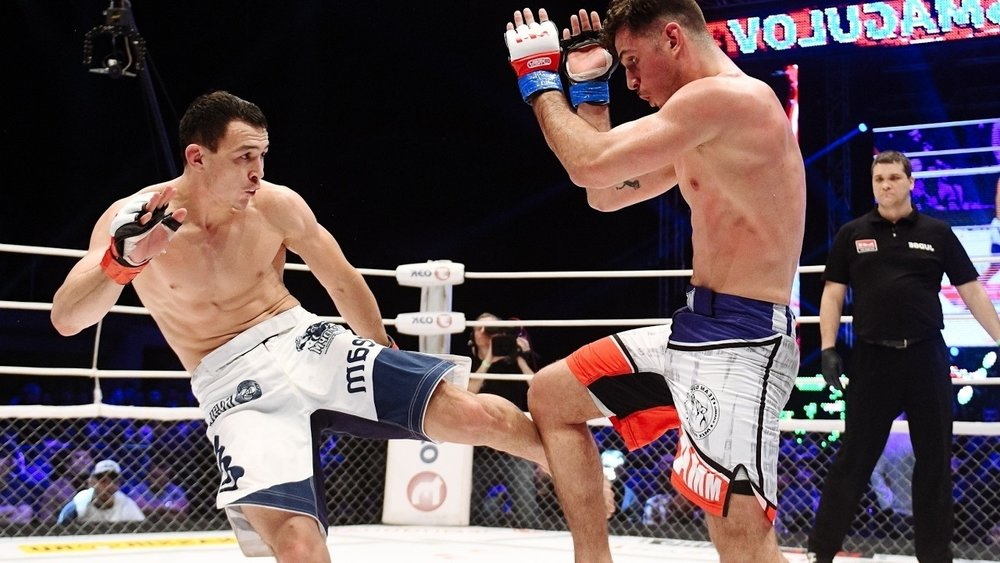 Damir Ismagulov - Damir Ismagulov is a Russian Mixed Martial Artist fighting in the Lightweight (155lbs) division. Riding an 11 fight win streak, Damir is the former M-1 Global Lightweight Champion and currently fights for the Ultimate Fighting Championship (UFC). He fights for the famed New Stream Fight Team.🔗Instagram