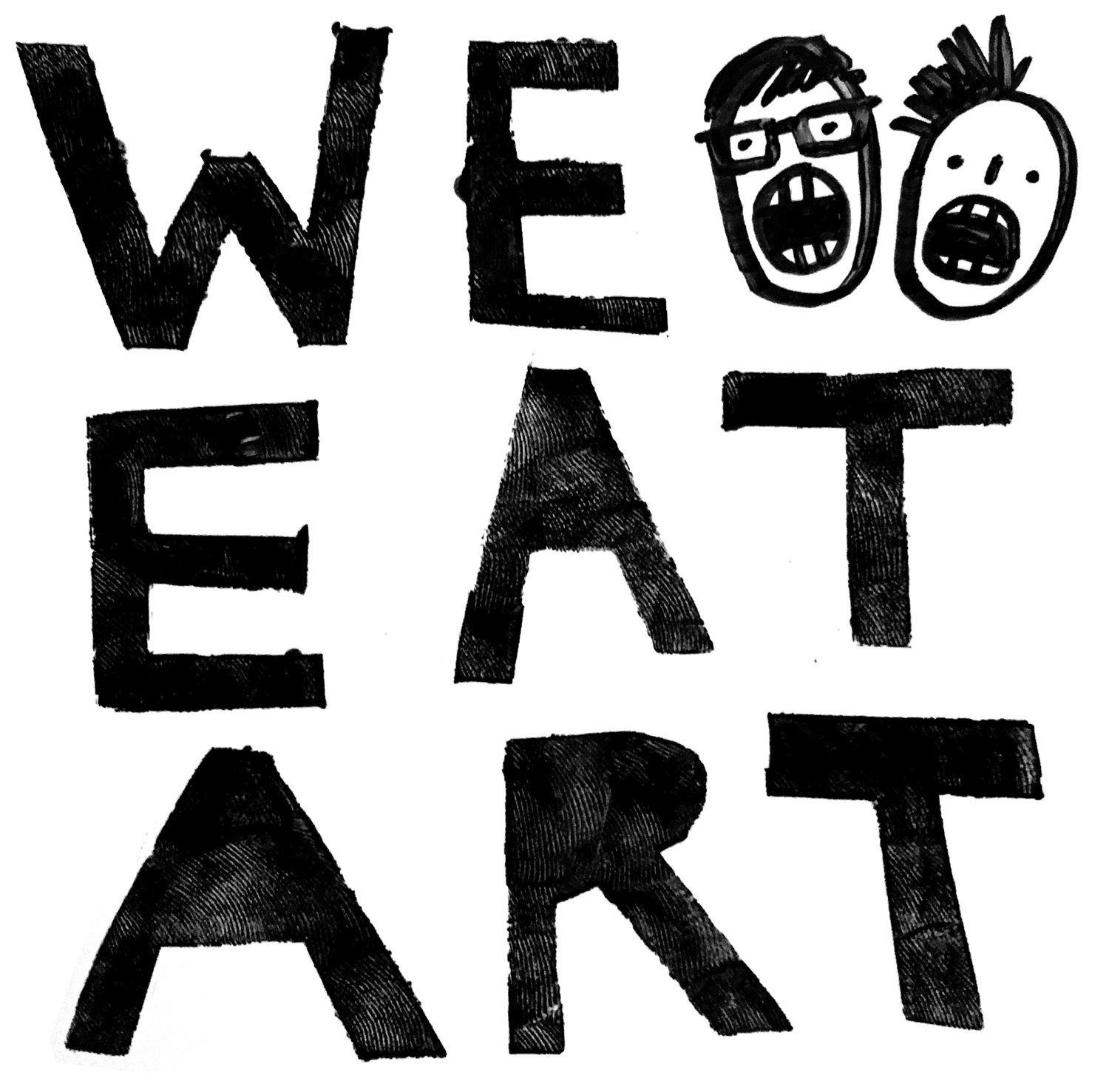 We Eat Art