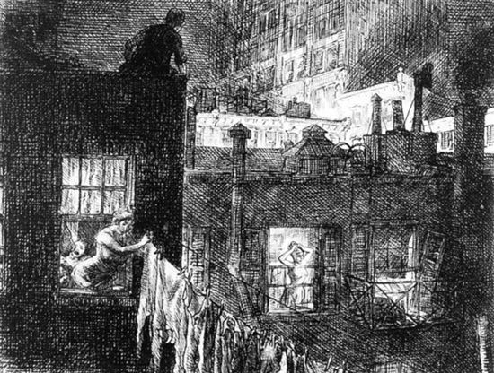 John Sloan (the ashcan school)