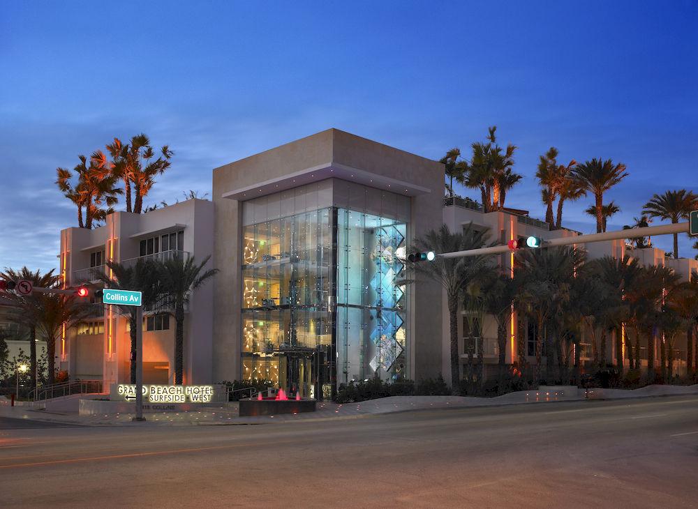 GRAND BEACH HOTEL SURFSIDE WEST    4835 Collins Avenue  ,  Miami Beach  ,  FL    33140