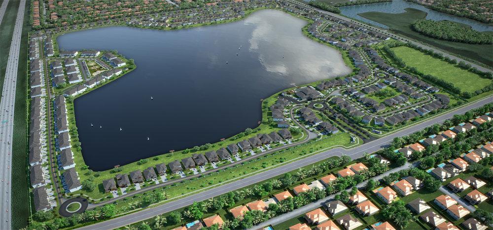 SANTORI BY LENNAR HOMES  16201 NW 87th Ave, Miami Lakes, FL 33016