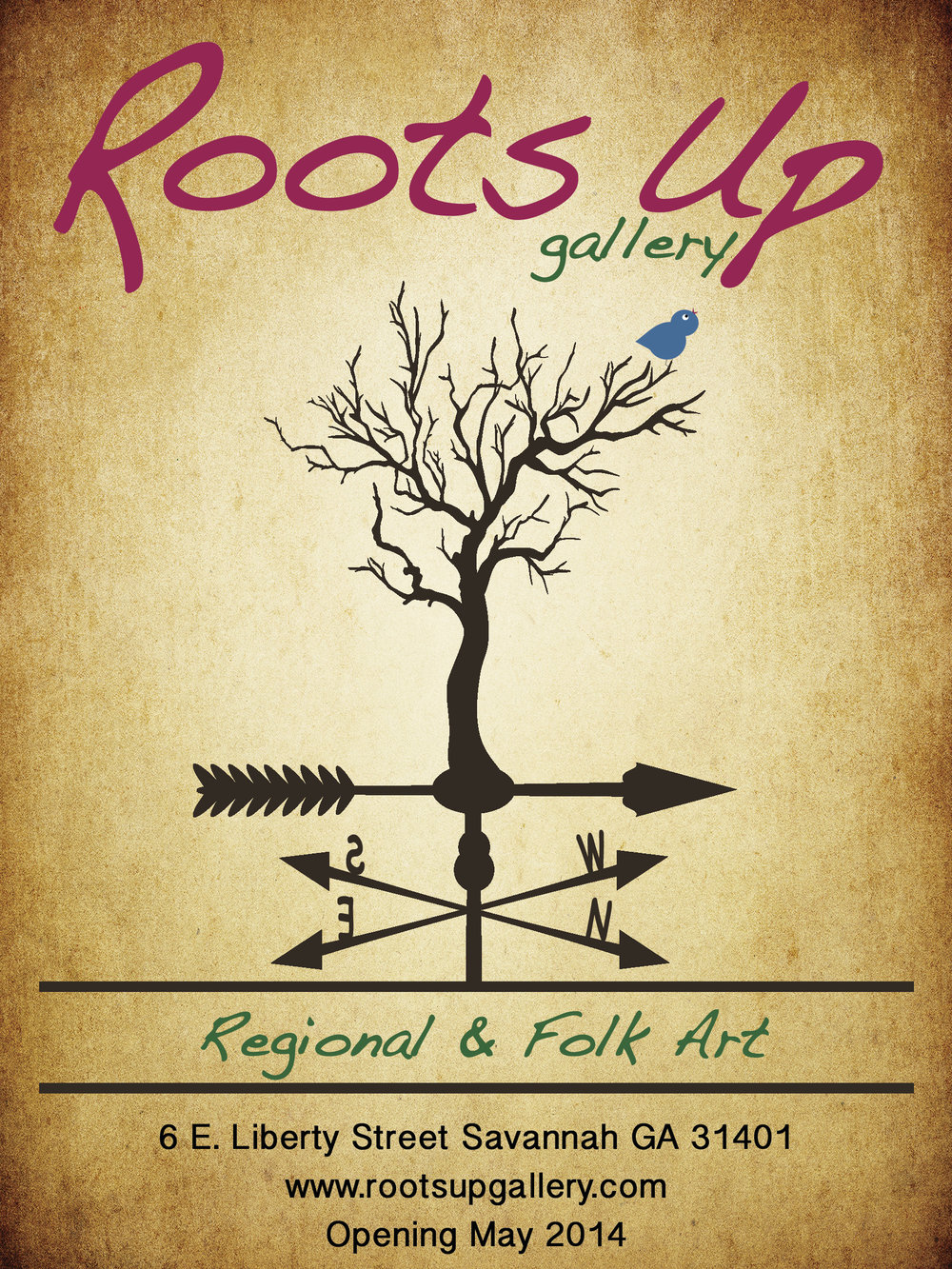 Roots Up Gallery Grand Opening