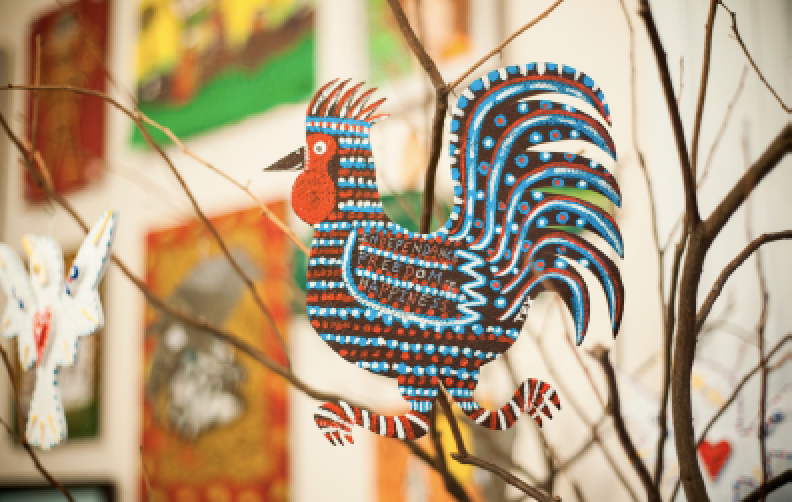Roots Up Gallery Introduction to Folk Art