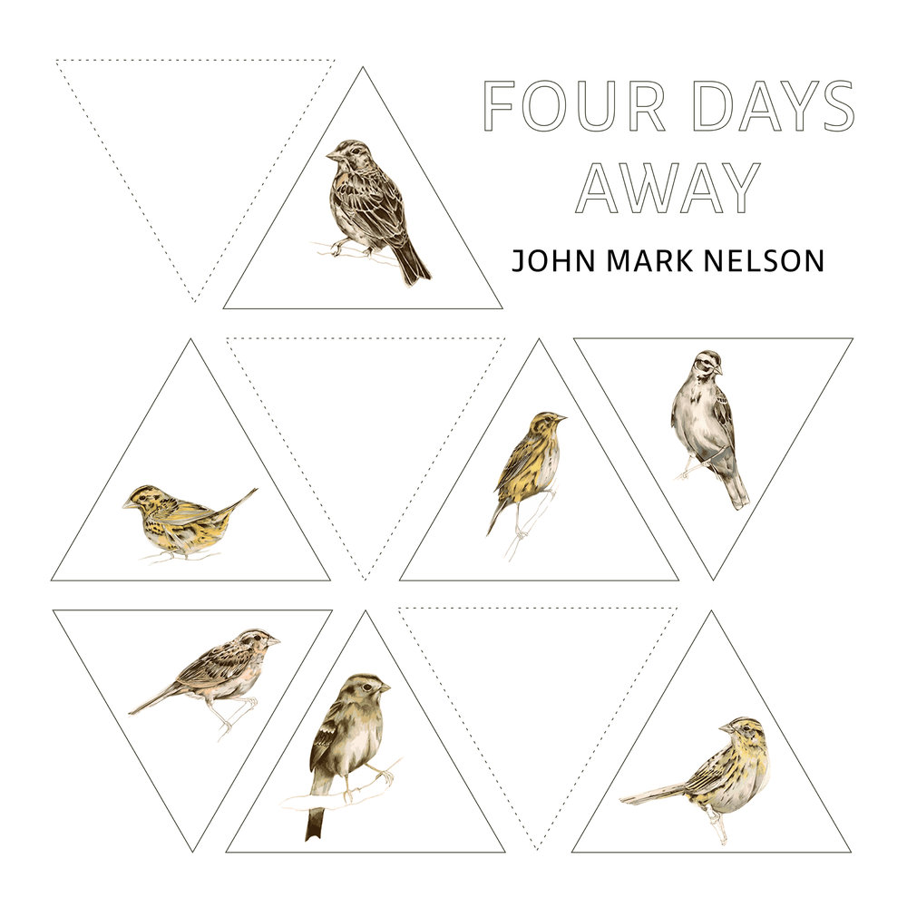 If you haven't heard John Mark Nelson's latest album   Four Days Away  ,  it should be the next thing you do. It is worth many good listens.