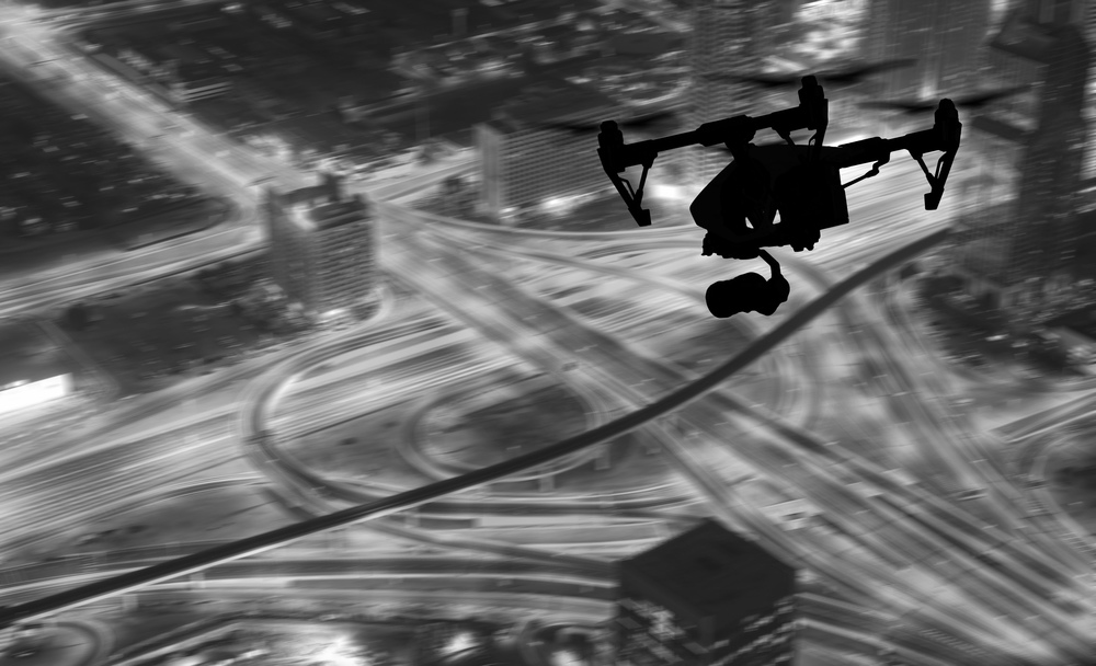 """""""Uavs are the quintessential Internet of Things Edge Device""""   Mark Halverson, CEO   See us in the news"""