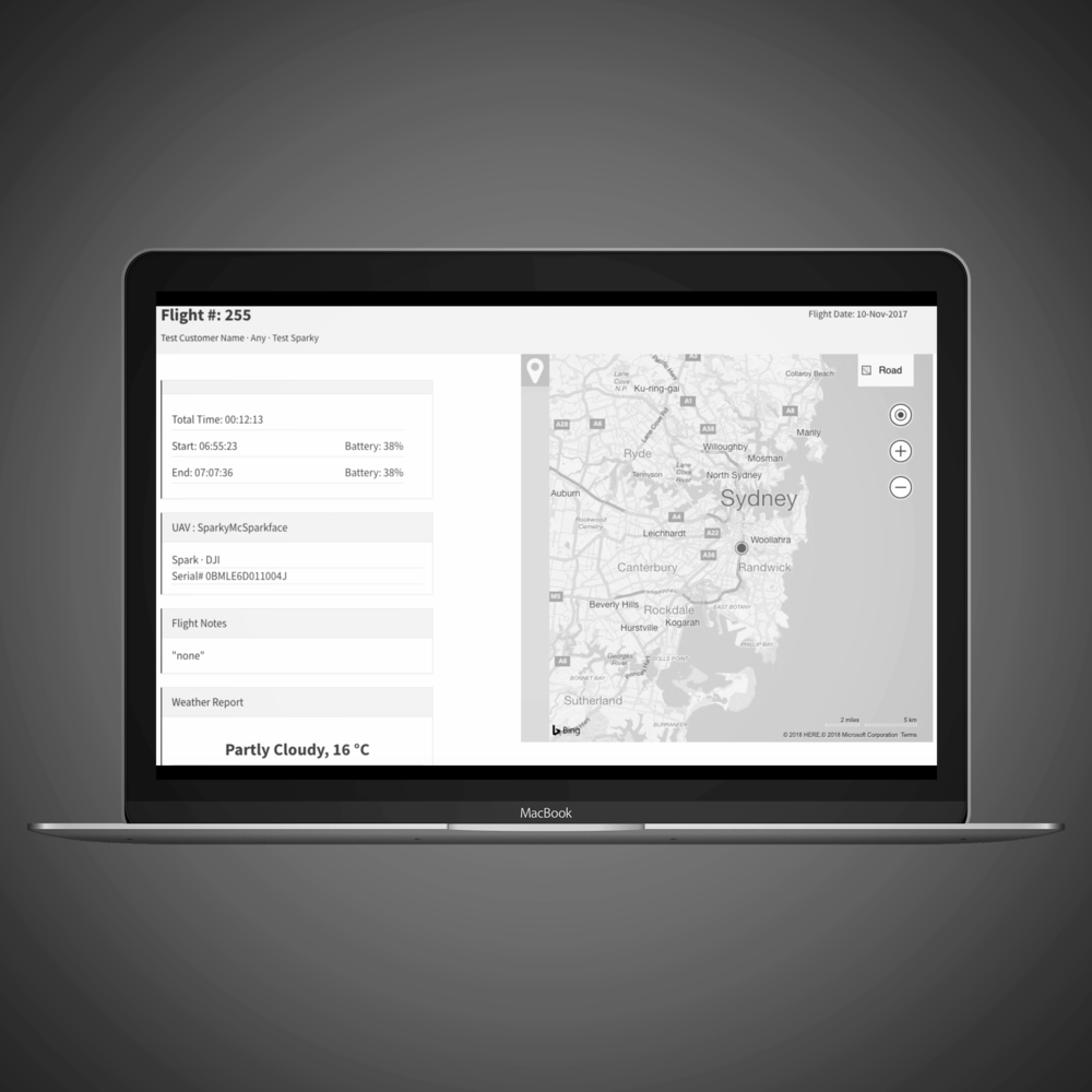 Streamline  operations in one dynamic space - A drone deployment platform for any desktop