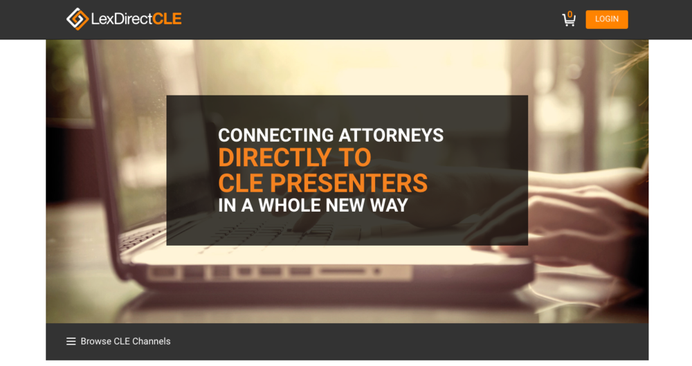 LexDirect CLE Home Page