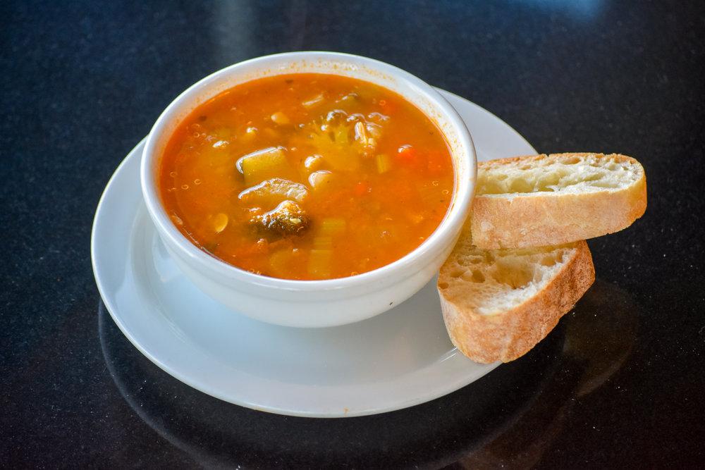 zuppa e pasta - Soup & Pasta