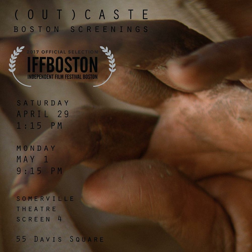 "AFI Thesis film ""(Out)caste"" premieres at IFFBoston"