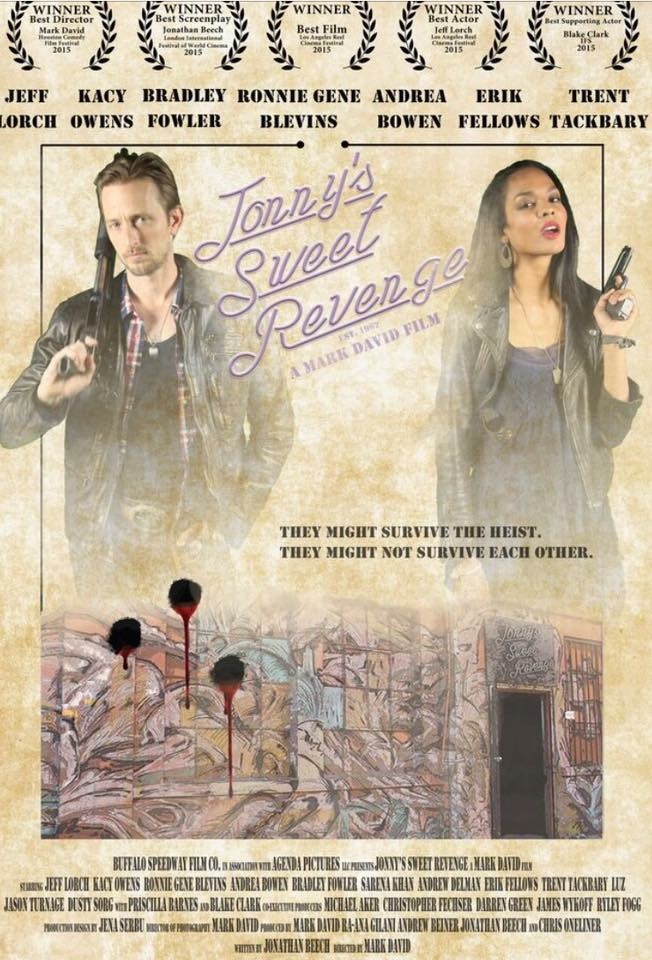 "Gravitas Ventures releases ""Jonny's Sweet Revenge"" on DVD/Blu-ray and VOD"