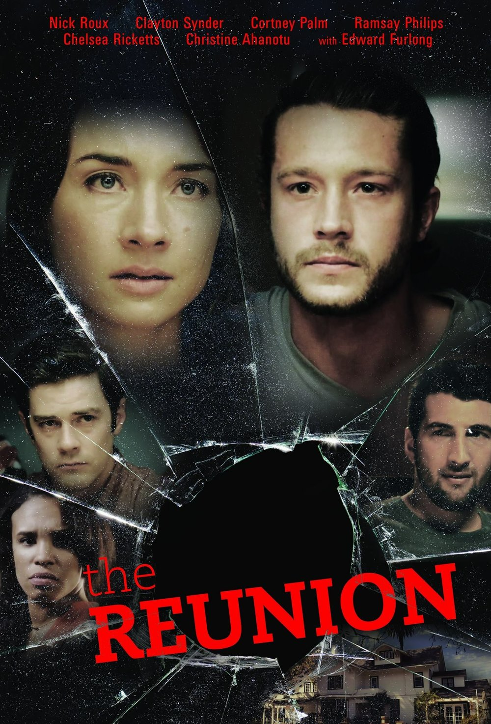 """The Reunion"" available on Dish, Vubiquity, Amazon, FandangoNOW, iTunes, Playstation, Vudu, Xbox, and YouTube starting 9/22/17"