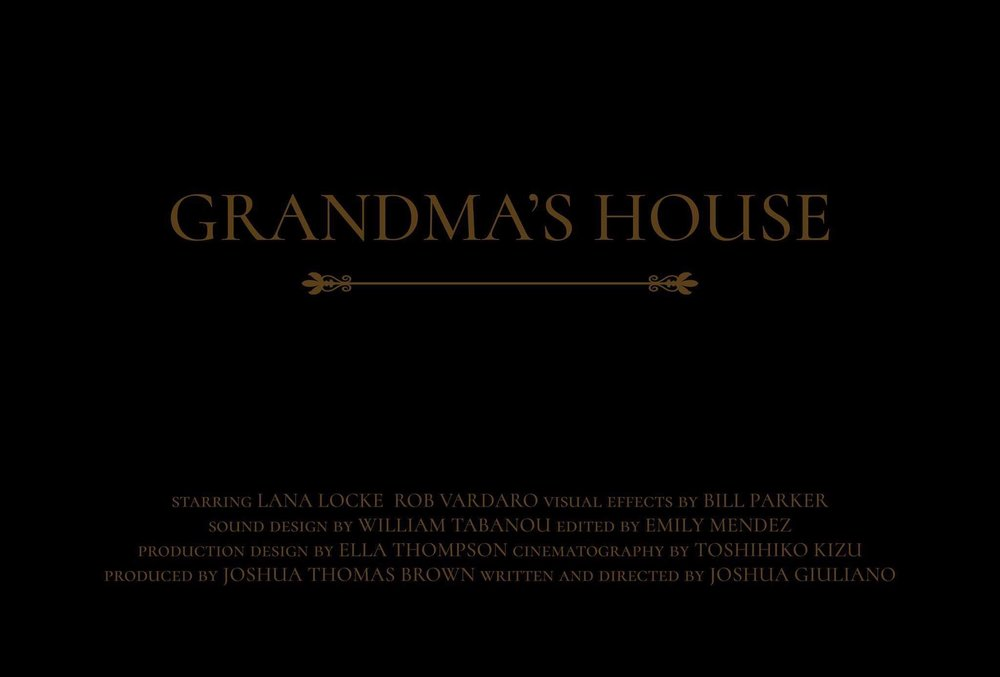 """Grandma's House"" screens at LA Shorts IFF"