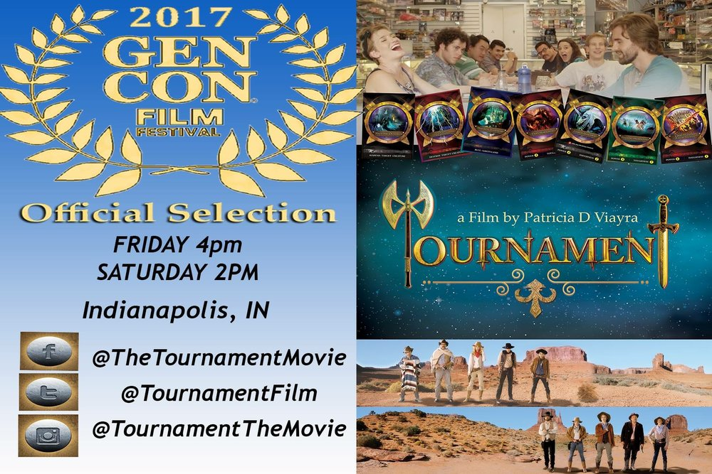 """Tournament"" premieres at the Gen Con Film Festival"