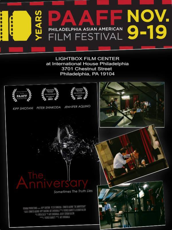 """The Anniversary"" screens in Philadelphia at the PAAFF"