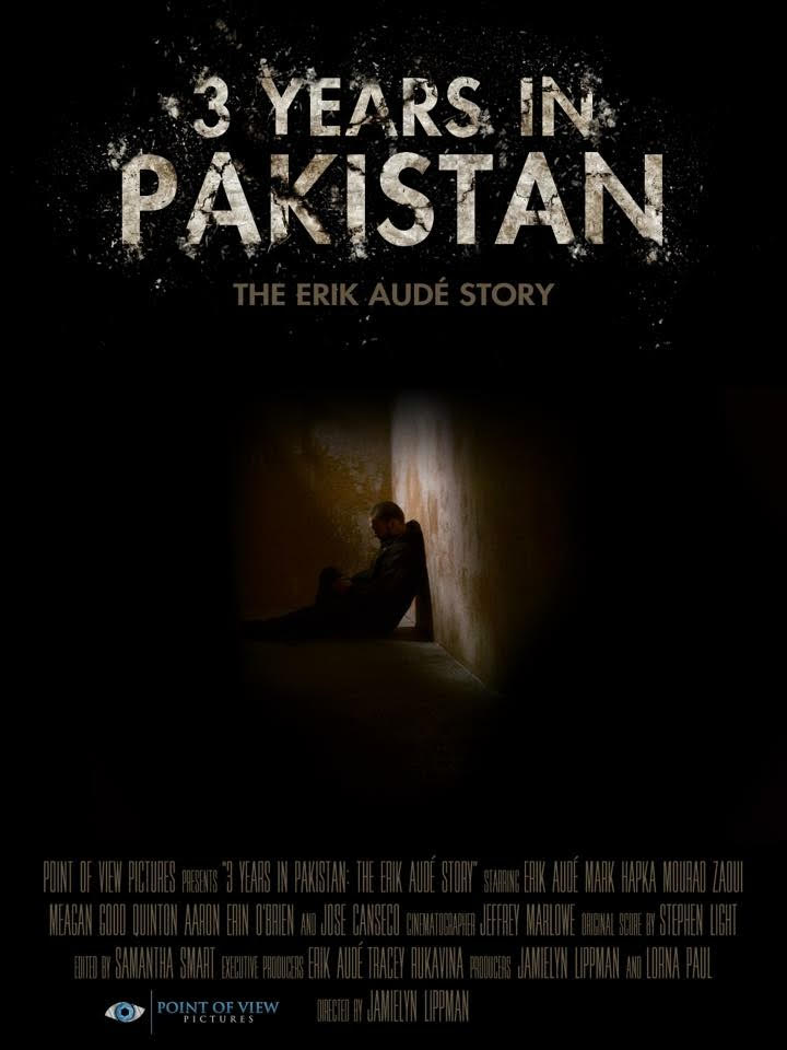 "Completed sound design and mix on feature documentary ""3 Years In Pakistan: The Erik Aude Story"""