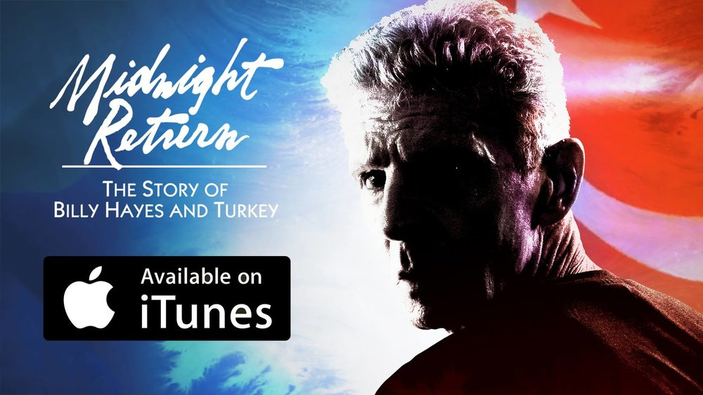 """Midnight Return"" set to release Friday March 23rd on iTunes"