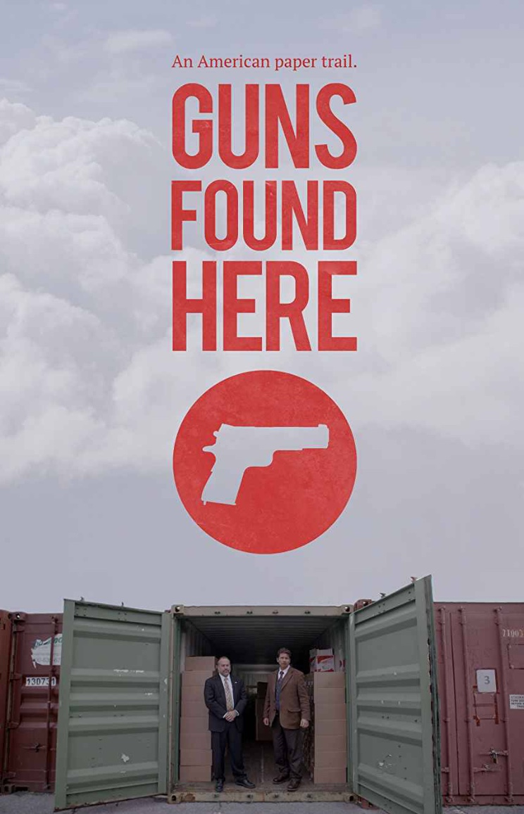 """Guns Found Here"" wins best documentary short at the Cannes Film Festival's American Pavilion"