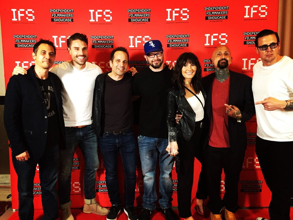 """Cynthia"" wins best horror comedy at the IFS film festival"