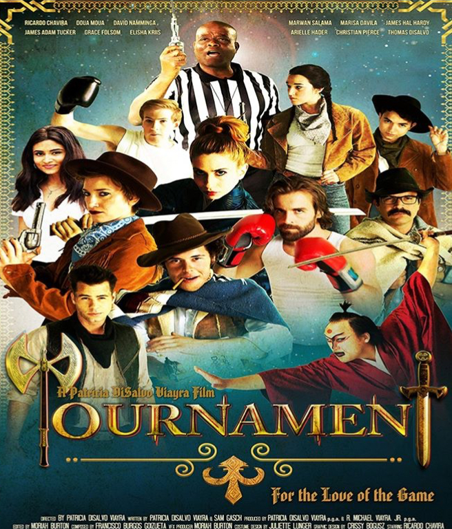 """Tournament"" premieres theatrically in LA in May, as well as available on Amazon and other digital platforms"
