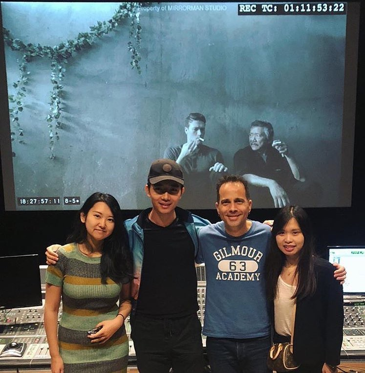 """Mix review on AFI Thesis Film """"The Chef"""" at Monkeyland Audio"""