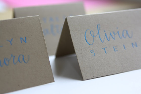 CardStockPlaceCards
